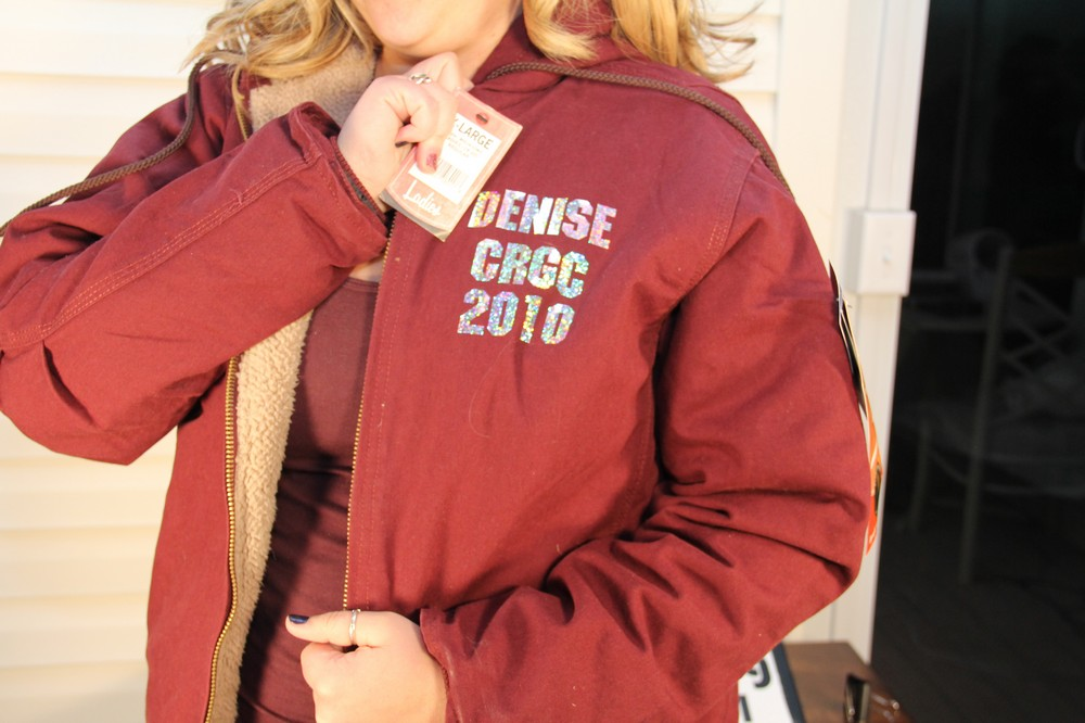 Barrel Racing Jackets