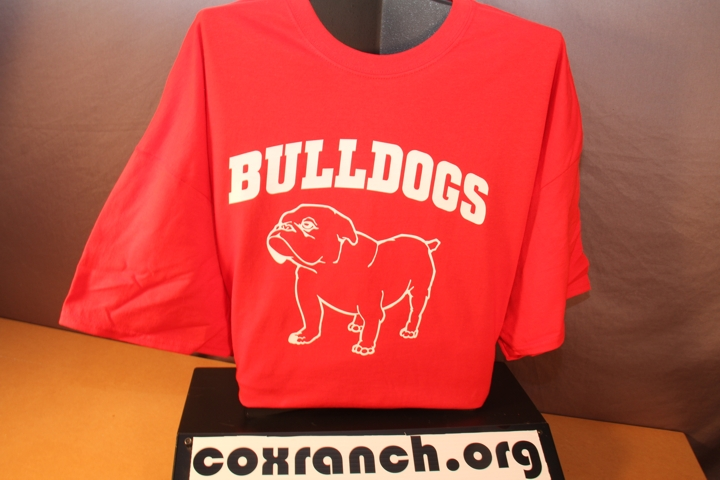More Bulldog Shirts
