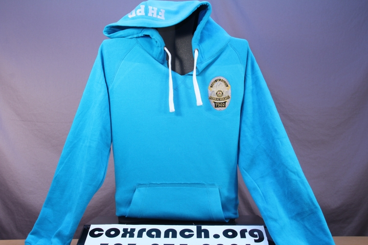 This Hoodie is a Gift for an Officer's daughter!