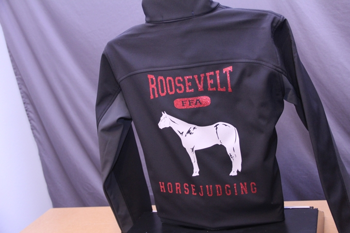 Jackets for Roosevelt FFA Kids!
