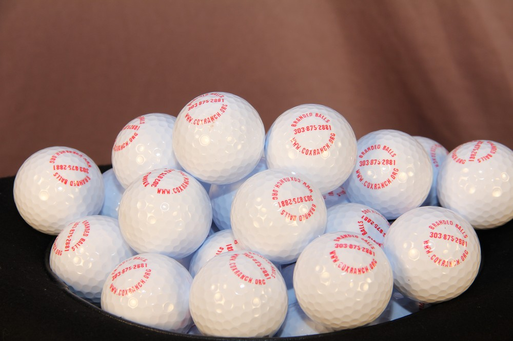 Personalized Golf Balls!