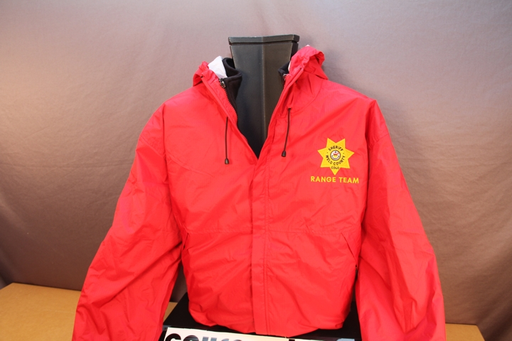 Weld County Sheriff's Jackets!