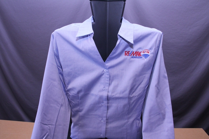 Of course you should embroider dress shirts!